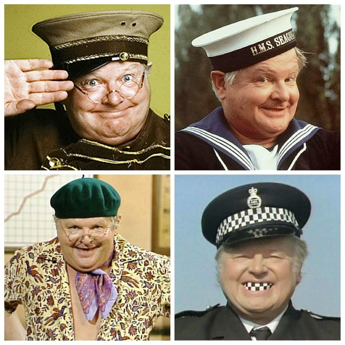 Remembering Benny Hill who passed away o...
