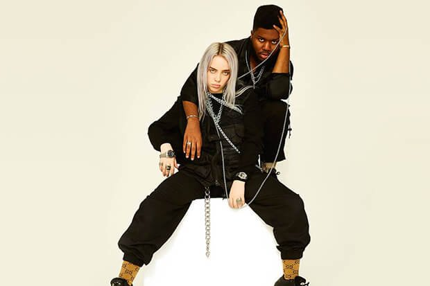 .@billieeilish & @thegreatkhalid bless New Music Friday with a lovely new collaboration: https://t.co/WeFxACafHX