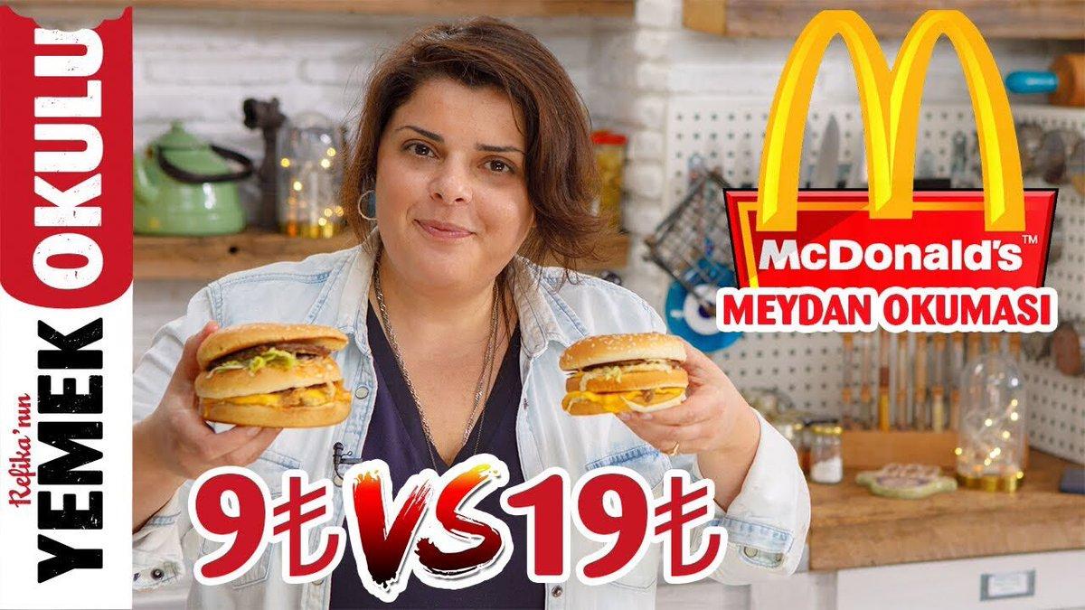9₺ vs 19₺ McDonald's Meydan Okuması ( Ch...