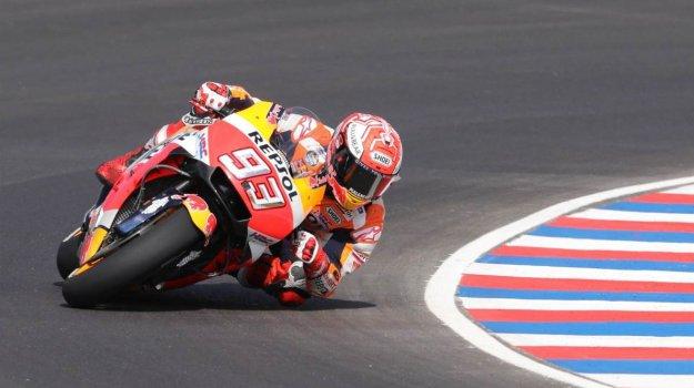 Gp delle Americhe: #Marquez il più veloce nelle Libere, #Rossi subito dietro #Motogp https://t.co/rr7QpJTfv8