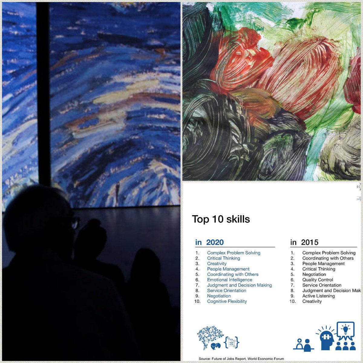 ■ #Creativity is an essential human ability, allowing adaptation and survival [ ... #DigitalAge]. Can you #train yourself to become more imaginative?  Read, learn, play, experiment  https:// bit.ly/2Frl9Nz  &nbsp;   v/@wef #Children #Skills  @Zogiot @h_huebner @DrHolzwarth @AngelaNoonUK<br>http://pic.twitter.com/MJLtwQ7rtV