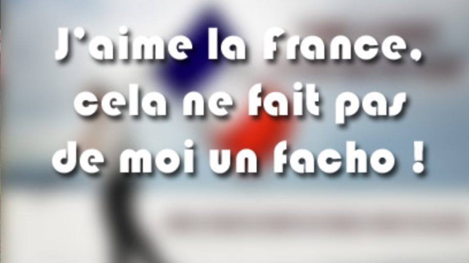 J'aime la France. Cela ne fait pas de moi un facho ! DbPdgraX4AI_qr4