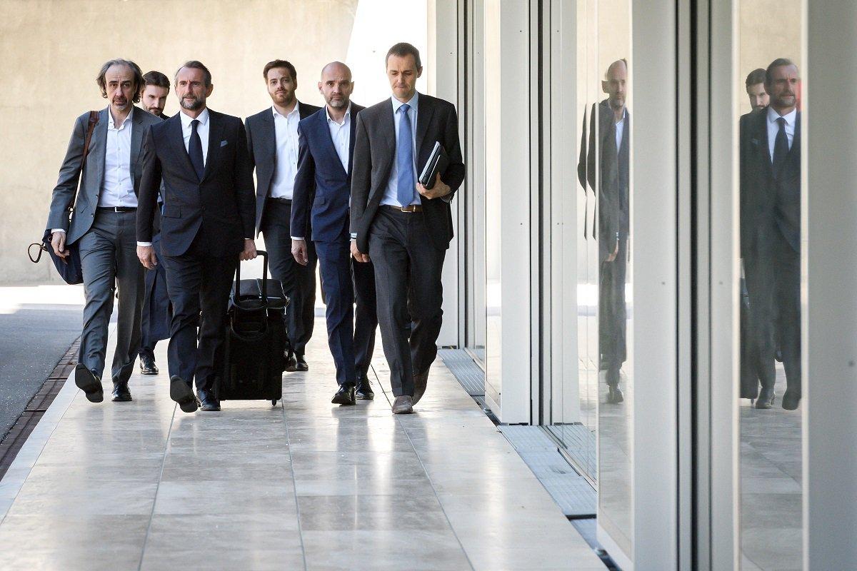 Fair-play financier: le PSG a plaidé son cas devant l'UEFA, verdict 'début juin' https://t.co/ChfROgCO1M