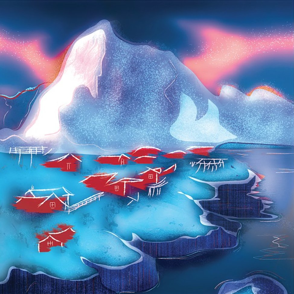 Fishing Village Norway #Paintings - Are you CURIOUS?   http:// goo.gl/o7DEV6  &nbsp;      Addicted to: @Illustrator @Photoshop @Adobe #fishing #village #norway #mountains #nordland  #winter #scandinavia #travel #destination #tourist #attraction #art #ArtWork #Prints #canvas #CanvasPrint<br>http://pic.twitter.com/rH5r6CsAWG