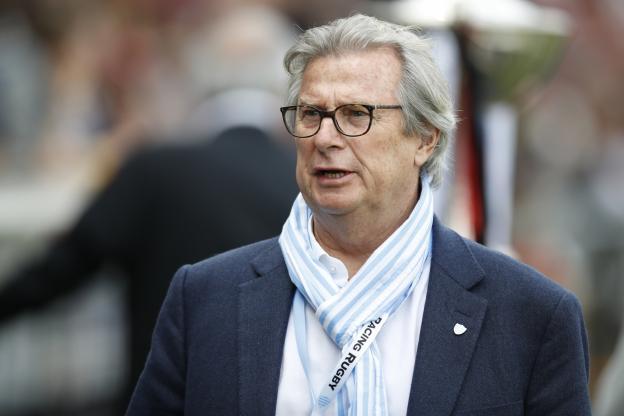 «Je me dis que j'ai fait une grosse connerie» avec le projet de fusion avec le Stade Français a dit Jacky Lorenzetti, président du Racing 92 https://t.co/I1anD8MPFD