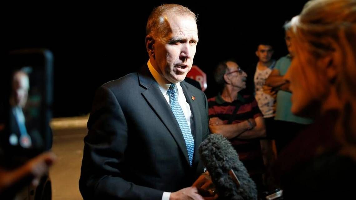 'A kangaroo court': Why Tillis has been traveling to Turkey to see an imprisoned pastor https://t.co/LDFuSktakX