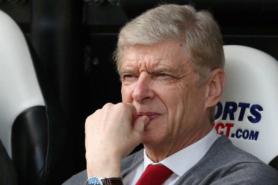 Wenger, une place toute trouvée au PSG ? https://t.co/O7AOopGYPj