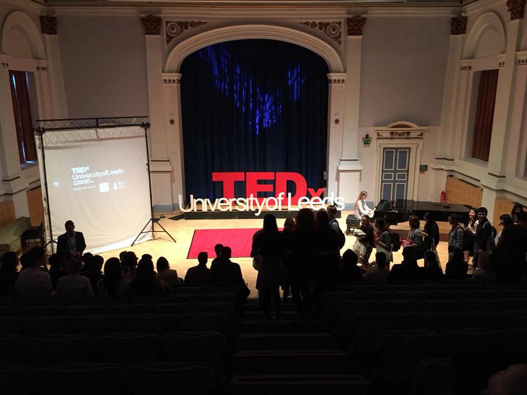 It's getting real now... delighted, honoured and terrified to be a @TedxUoL speaker this evening. This years theme is The New Age, and we were asked what the future looks like to us. #surgery #technology #research #UHC @surgicalMIC @GHRG_ST<br>http://pic.twitter.com/ub9yg3eAye