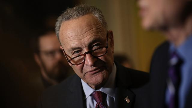 Schumer to introduce bill to decriminalize marijuana, end federal prohibition of pot https://t.co/A5wMx7oaWw