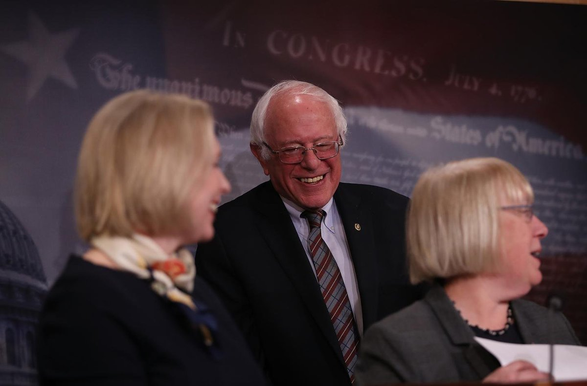 Bernie Sanders joins Cory Booker's marijuana justice act to federally legalize weed https://t.co/GFdgrla5wj #420day