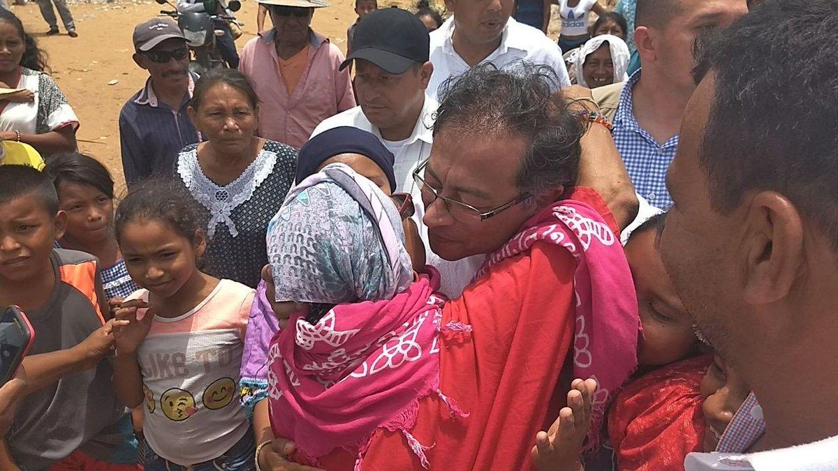 Un pueblo Guajiro desesperado por la cor...