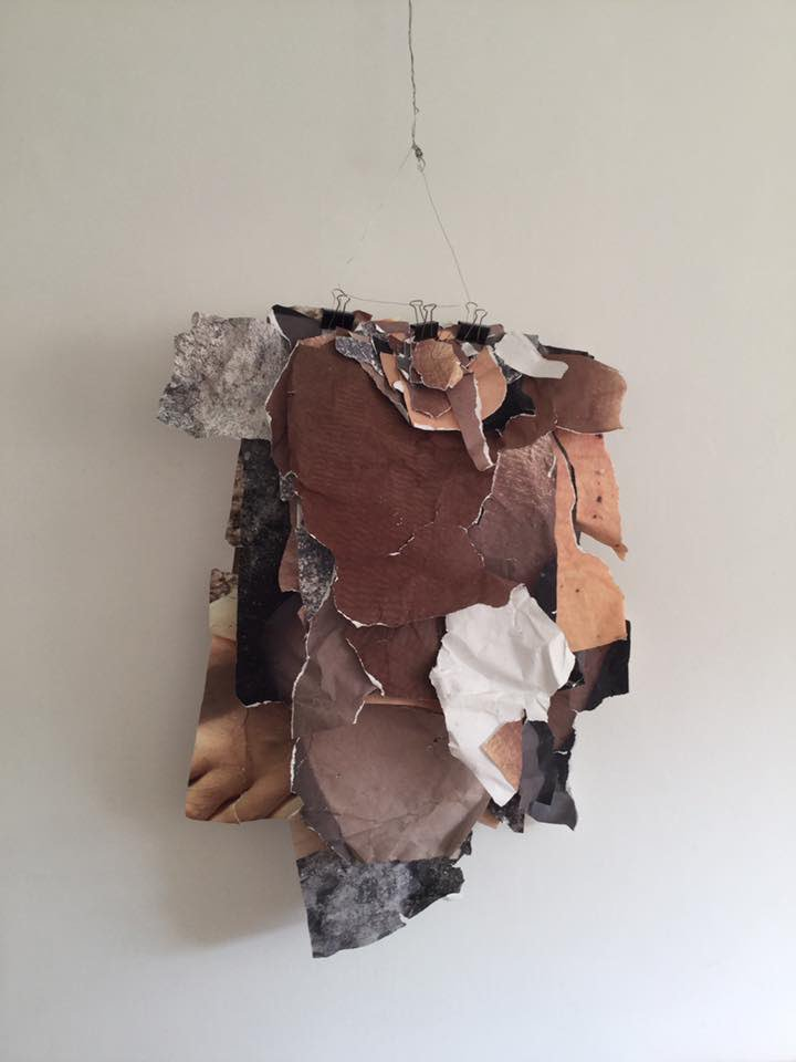 Body reformed - remaking #body  #performance gathered and drying #skin dismay @barefoot_res1 @Bexhill2Bexhill  #process #site #installation<br>http://pic.twitter.com/y9BXhAsHZ5