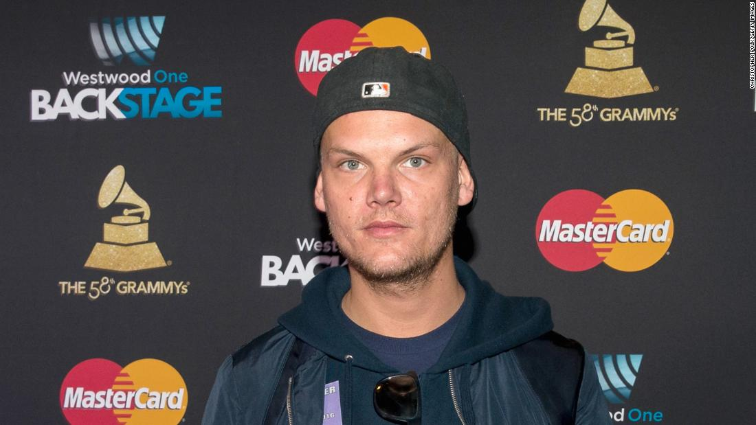 JUST IN: Grammy-nominated Swedish DJ Avicii has died Friday, his publicist confirmed to CNN. He was 28. https://t.co/GUO3UVzb4Q