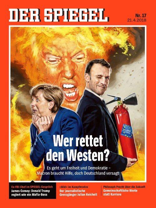 Der Spiegel De.Pierre Briancon On Twitter Who Saves The West Der Spiegel Asks