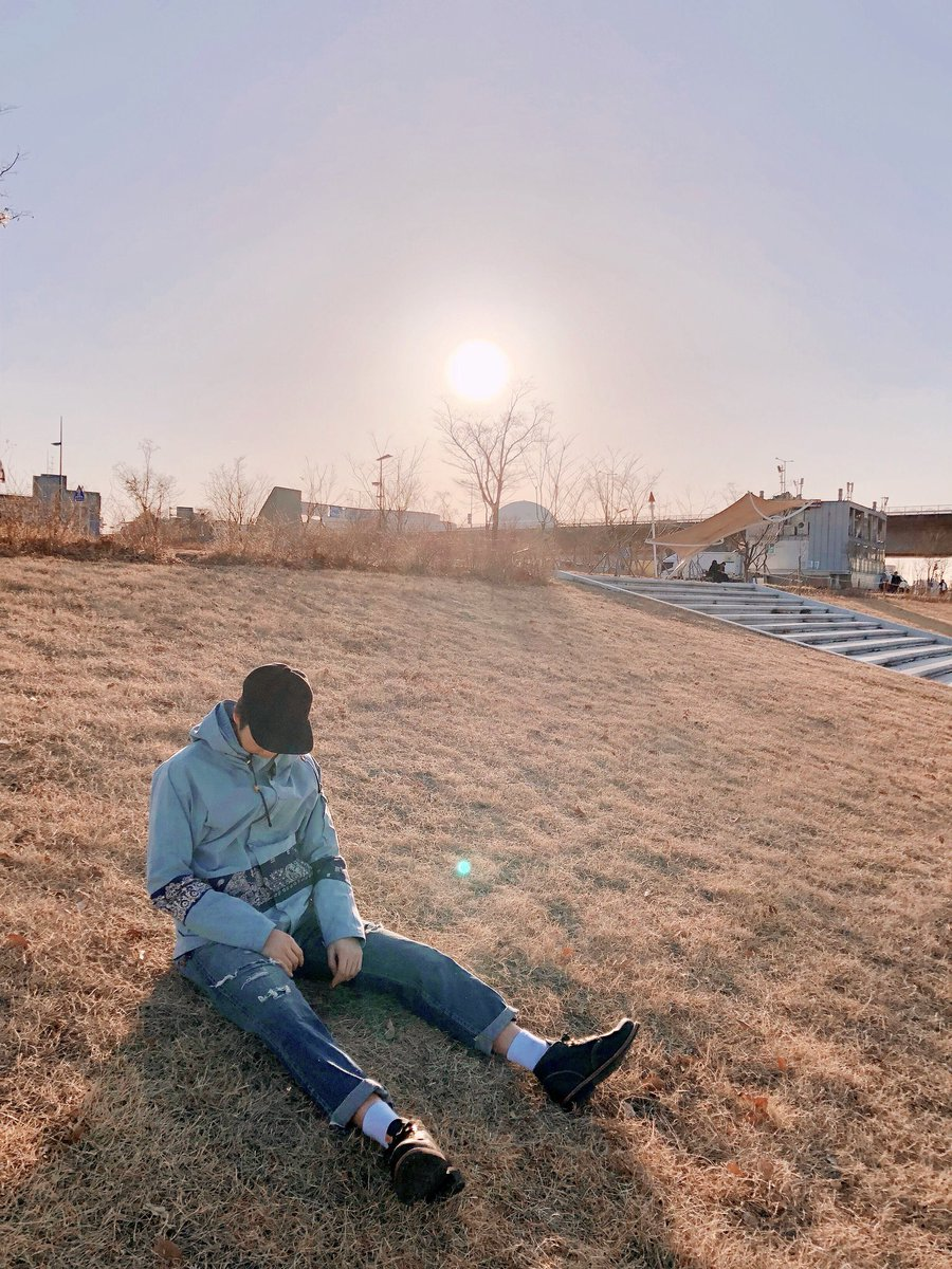 When you're having a great day then remember tomorrow's Monday... 😔 | @BTS_twt