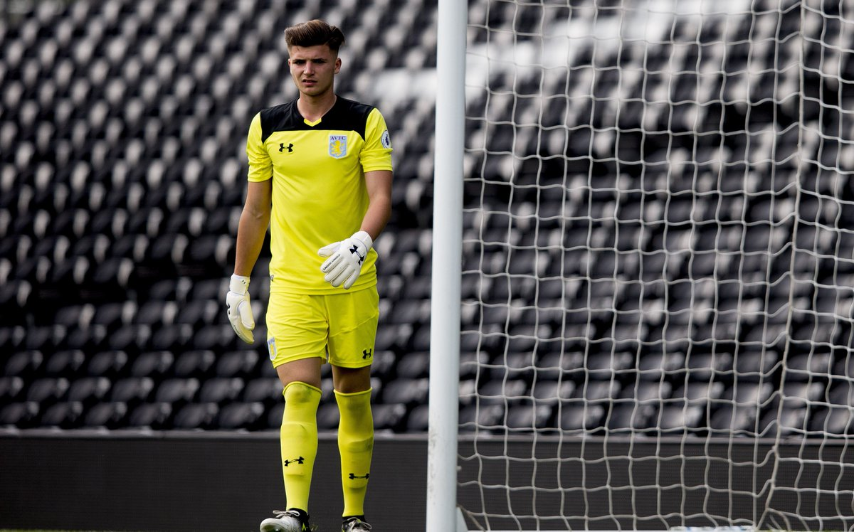 #NUFC U23s 1-0 #AVFC U23s...  Our Young Lions are behind early on. Magpies forward Luke Charman curled past Matija Sarkic after just seven minutes.  All to do at St. James Park. Come on lads!   #PartOfThePride