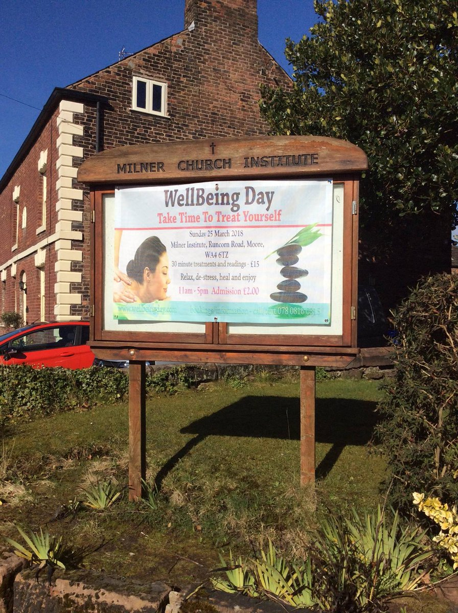 #Moore WellBeing Day Sat 28 April. Treatments £15/30 mins Get in touch to book now <br>http://pic.twitter.com/fy05m1eHHn