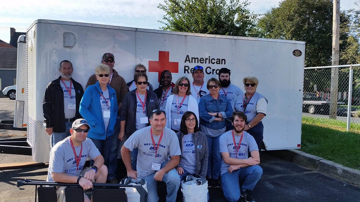 test Twitter Media - UGI is proud to support the American Red Cross Home Fire Campaign in eastern and central PA. UGI volunteers have installed smoke alarms and help families develop home fire preparedness plans through the state. #NationalVolunteerWeek https://t.co/7S7yIcbfLF