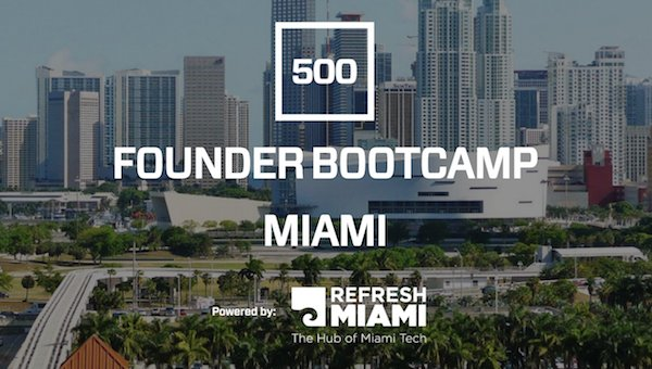 Apply now to our next free @500Startups #Miami #Founder Bootcamp: Fundraising &amp; Pitching event on May 10-11!  http:// miami.500.co/miami/bootcamp  &nbsp;   #500Miami<br>http://pic.twitter.com/d2vOT2ByAb
