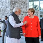 PM Modi holds talks with German Chancellor Merkel in Berlin