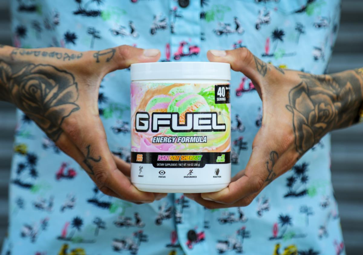 #GFUEL INTERMISSION   https://t.co/1qjaK...