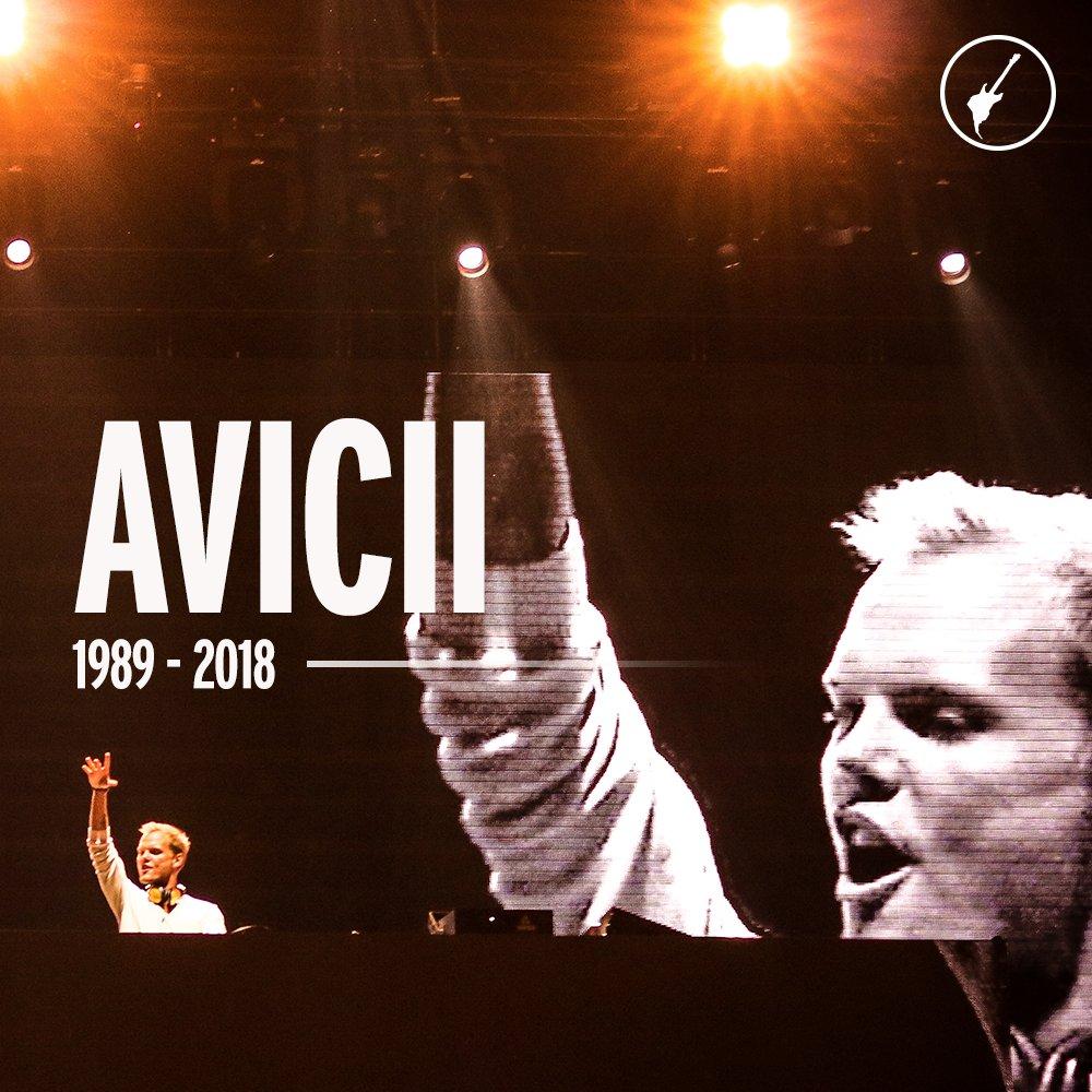 Hoje o mundo perdeu mais um grande artista. Tim Berling, mais conhecido por seu nome artístico, Avicii, nos deixou com apenas 28 anos. Uma das grandes atrações do Rock in Rio Lisboa em 2016, Avicii foi um dos maiores nomes de música eletrônica e deixa milhões de fãs pelo mundo.