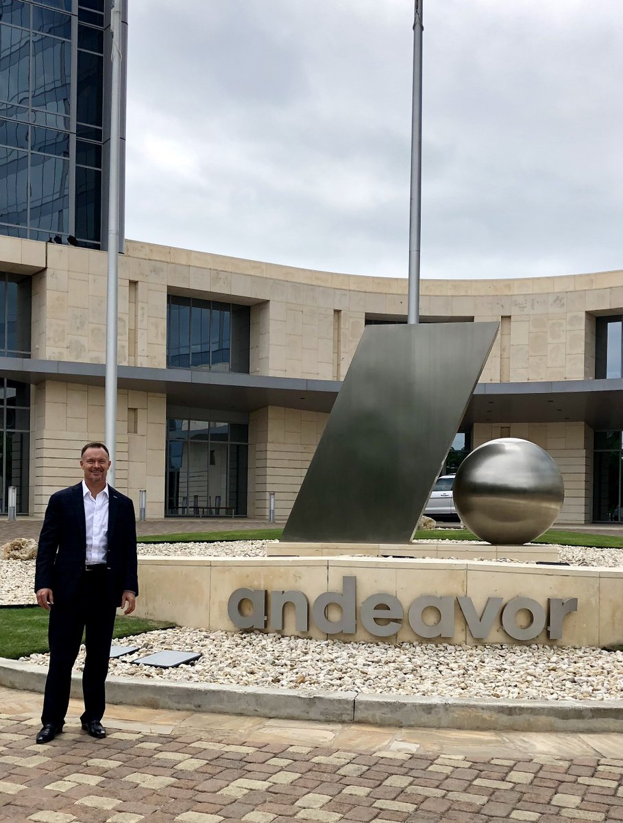 Travis was recently in San Antonio, Texas to work with our wonderful client, Andeavor, a premier, highly integrated marketing, logistics and refining company. He spent a day with the Legal Operations Team and had a great time! @andeavor #success #collaborate @traviscarson<br>http://pic.twitter.com/BisOSFrwhE