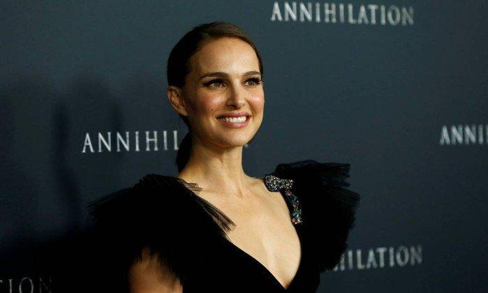 Natalie Portman recusa prêmio em Israel...