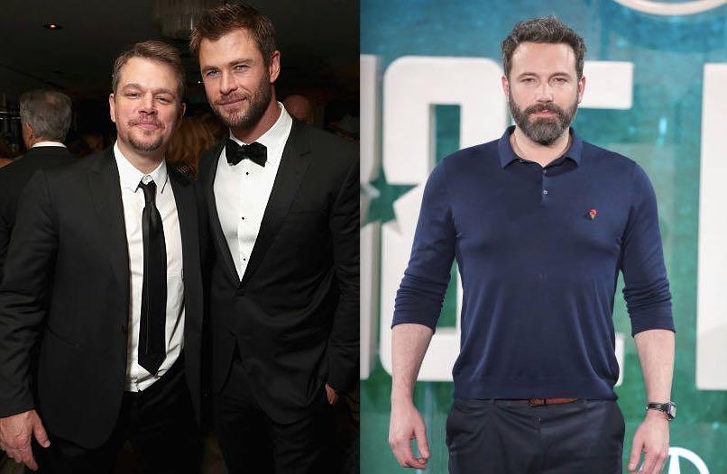 Matt Damon Replaced Ben Affleck With Chris Hemsworth As New Best Friend? https://www.gossipcop.com/uqhmw