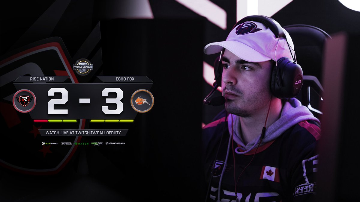 #RISECOD drop Valkyrie SnD in round 11 a...