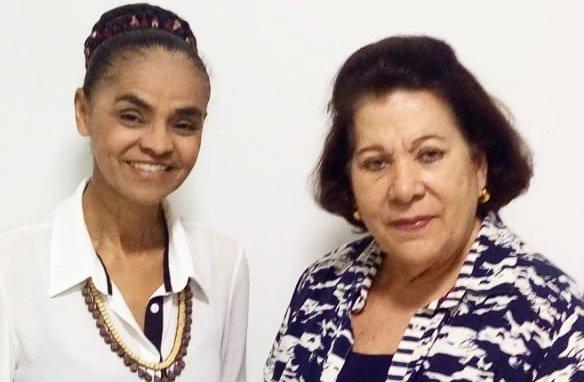 É muito gratificante ter a ex-ministra do STJ, Eliana Calmon, como uma ilustre filiada da REDE. Sua experiência e atuação corajosa no Judiciário poderá ajudar muito na luta contra a corrupção e na defesa da Justiça para todos.