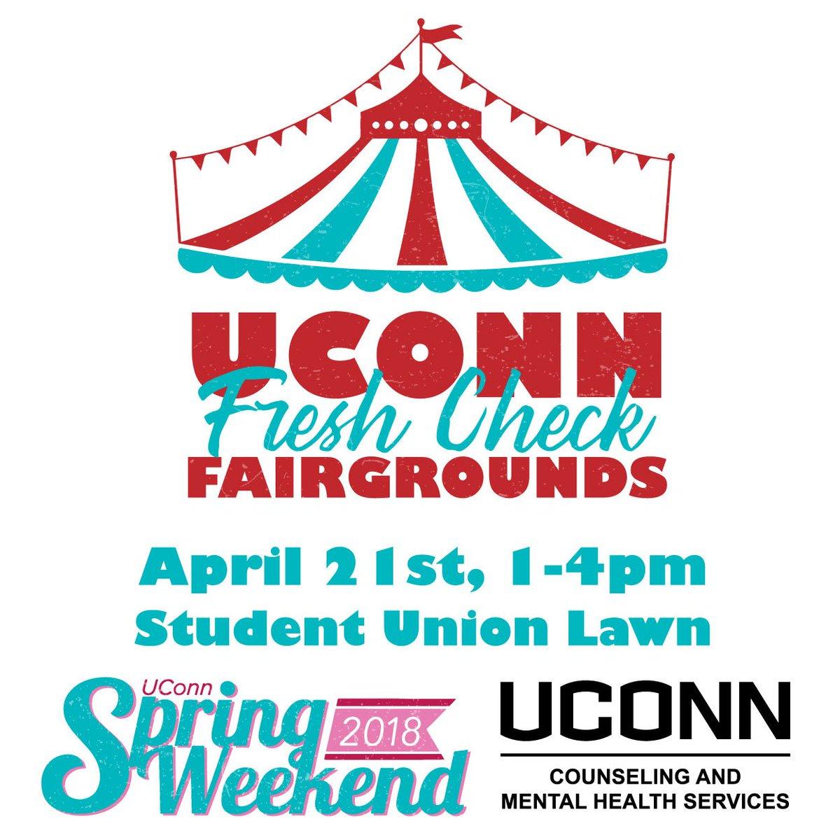 Uconn Women S Center On Twitter Uconn 6th Annual Fresh Check Day