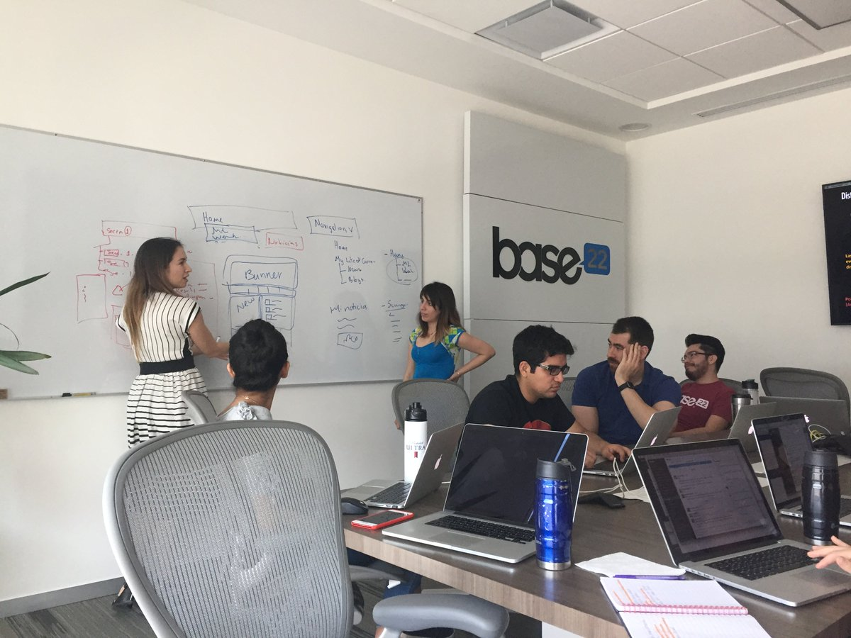 One of our core values is #knowledge and we value life-long learning. We use that knowledge to enrich ourselves and our clients - we love to share. #base22 #base22Team<br>http://pic.twitter.com/4hm53aZWEO