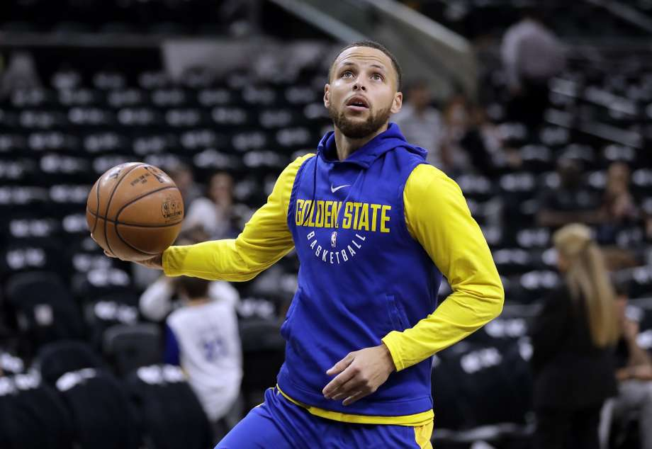 #Warriors guard Stephen Curry has officially been ruled out another week and is set to be re-evaluated again on April 27.   https://t.co/TMv9PI5d5R