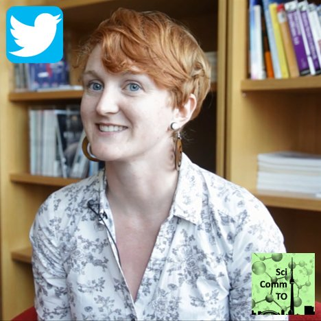 *ahem* We can't finish the #SciCommTO celebration of #NationalVolunteerWeek without highlighting @ElliFairbairn!   *channeling Mean Girls* How do I begin to explain Elliann Fairbairn? (1/2)<br>http://pic.twitter.com/ViLL4NSTmq