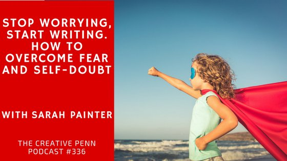 Self-doubt and fear of failure are a normal part of the creative process, but that doesn&#39;t make them any easier to deal with. Conversation with @SarahRPainter  https:// buff.ly/2v66Qgb  &nbsp;   #creativity #amwriting<br>http://pic.twitter.com/iz8lqrceBP