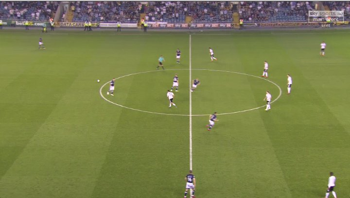 BACK ON! Will we see any goals between @MillwallFC and @FulhamFC in the second half?  Watch live on Sky Sports Football NOW or follow the @SkyBetChamp clash here: bit.ly/2qT48Wf