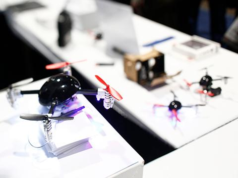 #FBF take a look at drones featured at CES in the past few years https://t.co/ouoDnPf2MT