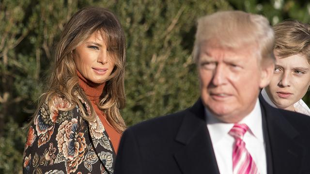 Trump lawyer tried to apologize to Melania for Stormy Daniels payment: report https://t.co/ena9FBs88p
