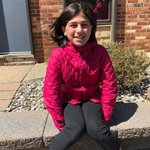 """Gabriella from the 4th grade recently donated her hair to """"Locks of love""""!  We couldn't be more proud of her very generous donation! #TheCraigSchool"""