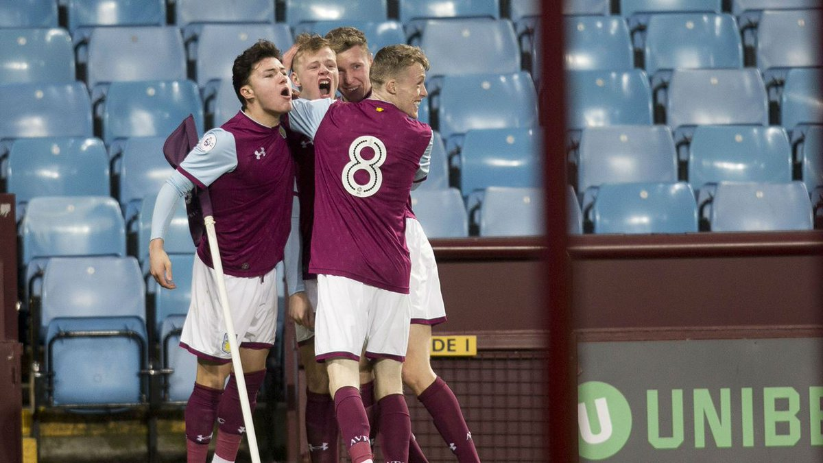 🏆 Despite defeat this evening, #AVFC U23s are confirmed as #PL2 Division 2 runners-up.  That means theyll play the team who finish 5️⃣th in the standings in a one-legged home Play-Off semi-final. Details to be confirmed in due course.  #PartOfThePride