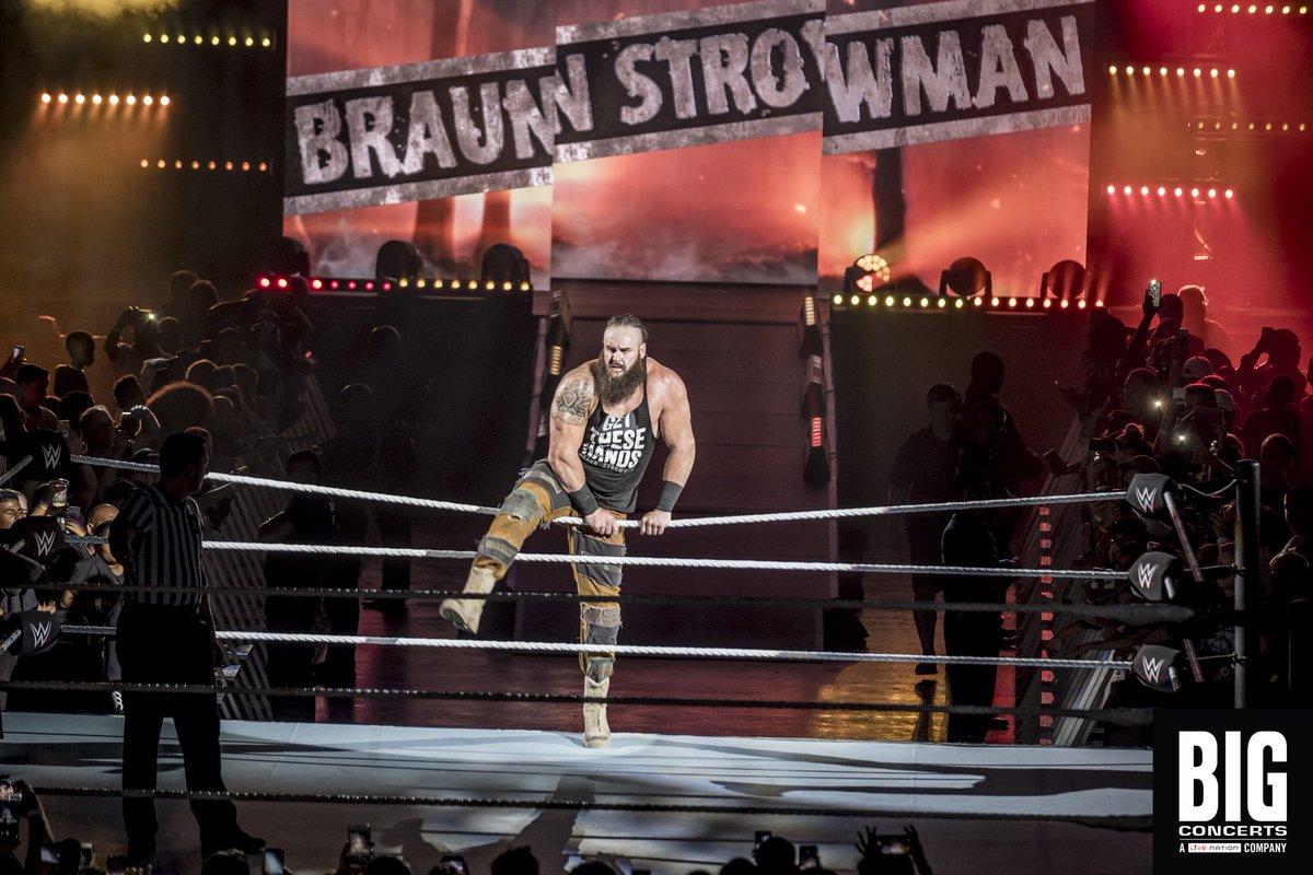 BraunStrowman photo