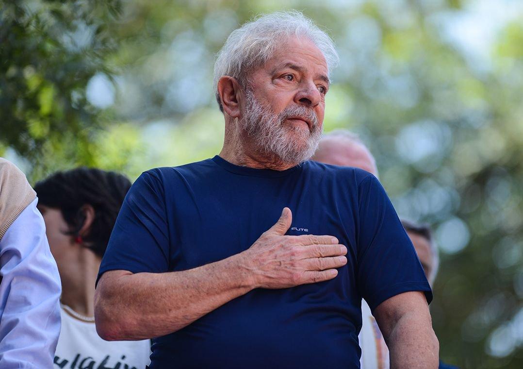 STJ envia recurso de Lula ao Supremo Tribunal Federal. O pedido, negado por unanimidade pela Corte, era para que o ex-presidente não começasse a cumprir a pena de prisão de 12 anos. #Focoemvocê