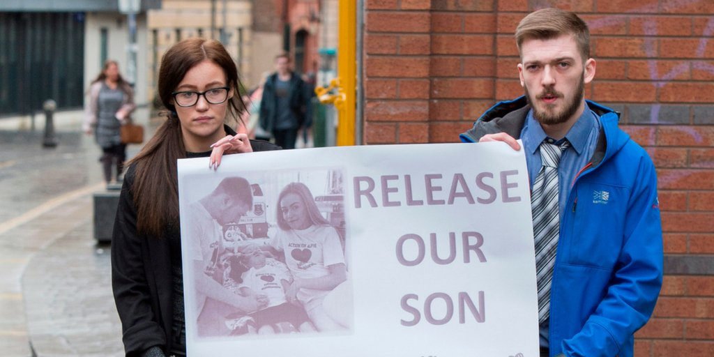 Alfie Evans' parents vow to keep on figh...