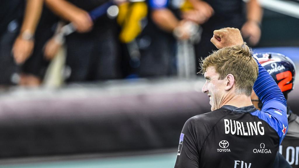 Americas' Cup, Team New Zealand si affida a Burling https://t.co/kjiP3yqjhE