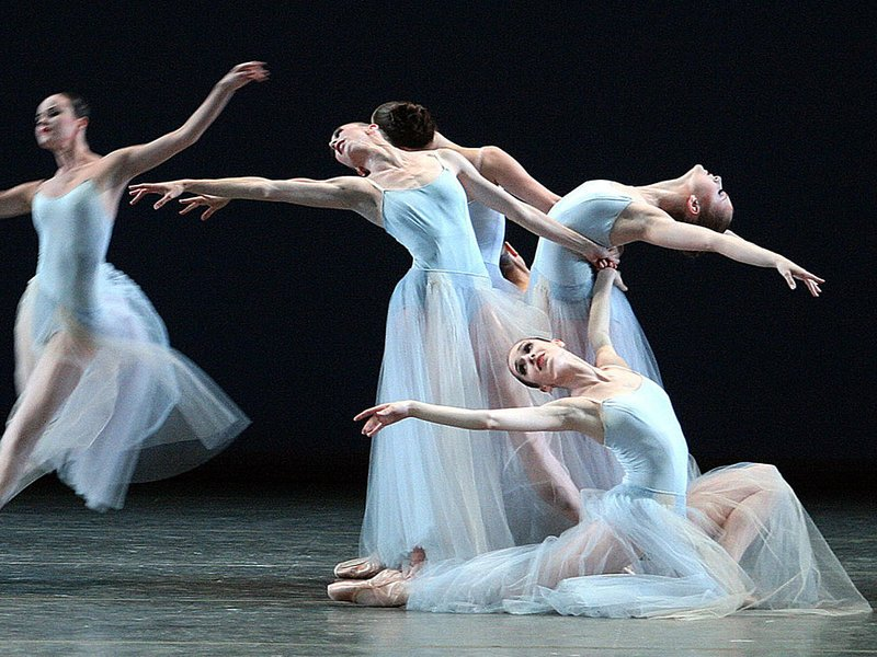 Conductor Marin Alsop muses on the power of ballet and her memories of watching choreographer George Balanchine bring the music of Tchaikovsky to life with the New York City Ballet. https://t.co/zMBo9h1ZUc