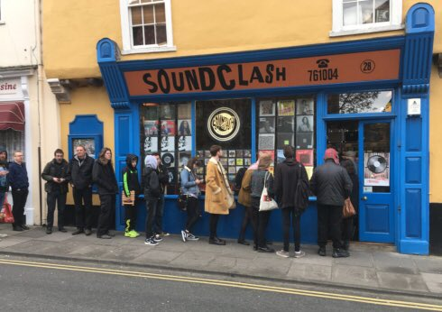 Record Store Day 2018: where in #Norfolk and #Suffolk and 10 rarities worth snapping up edp24.co.uk/going-out/reco… @RSDUK #RecordStoreDay #Norwich