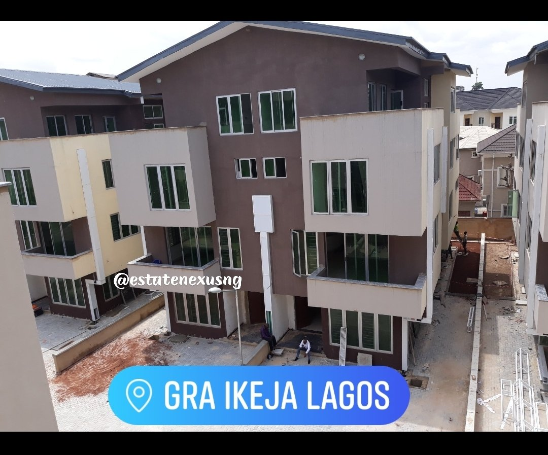 Here&#39;s one of the most fascinating Homes in IKEJA GRA, Lagos- Nigeria. Price: NGN160Milion. Call +234 8074670547.  #realestate #realestateagent #Realtors #property #Avicii #LazyNigerianYouths #pvc #BBnaija #business #Marketing #DigitalMarketing #Sales #GIDITRAFFIC   Arsene Wenger<br>http://pic.twitter.com/tTSDtmf8bk