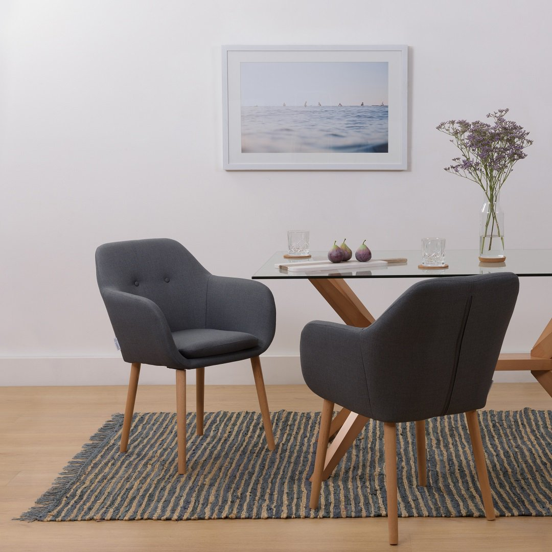 Big dinner plans in the future? Looking to wow your guests with your dining and kitchen style? We've got you covered with up to 35% off a massive range of dining & kitchen furniture! Check out the sale here: https://t.co/R1k253I3N3 📷 Harrison Dining Chair, Liquorice https://t.co/VRRa6NmzxN