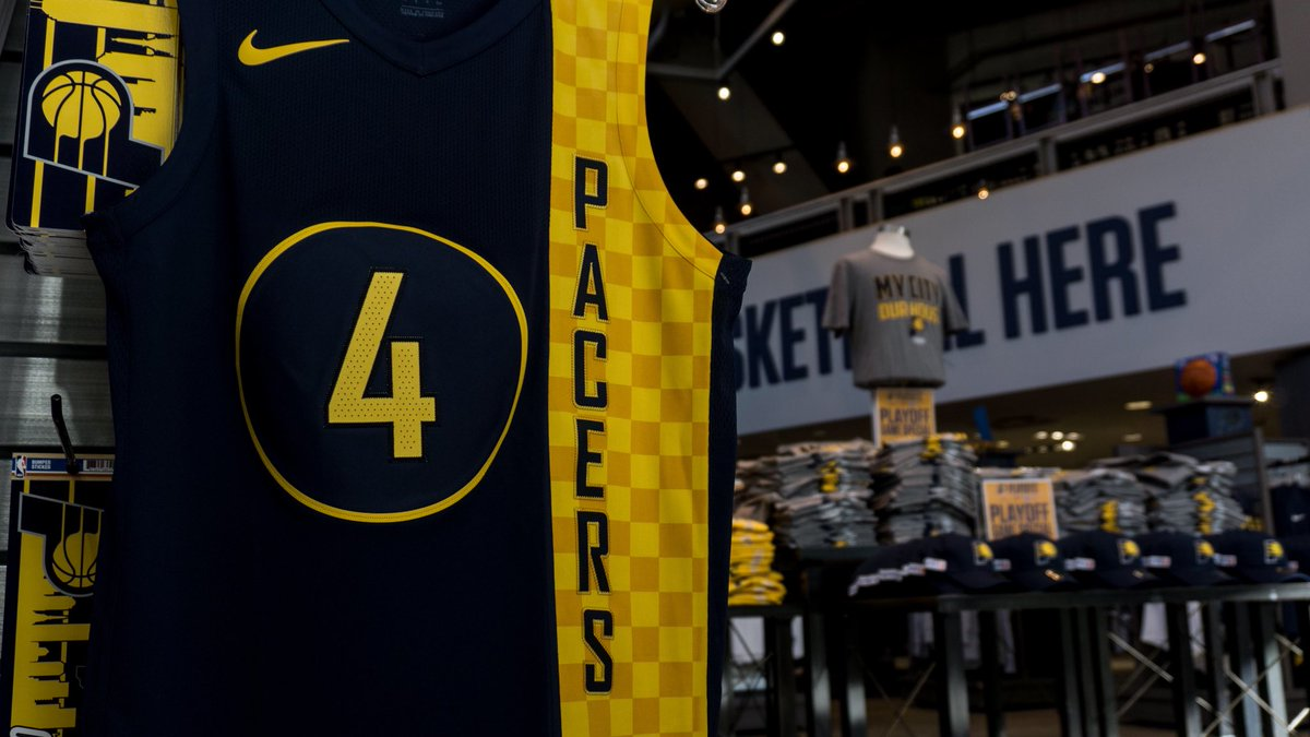 los angeles 29684 7f1f1 Pacers Team Store on Twitter: